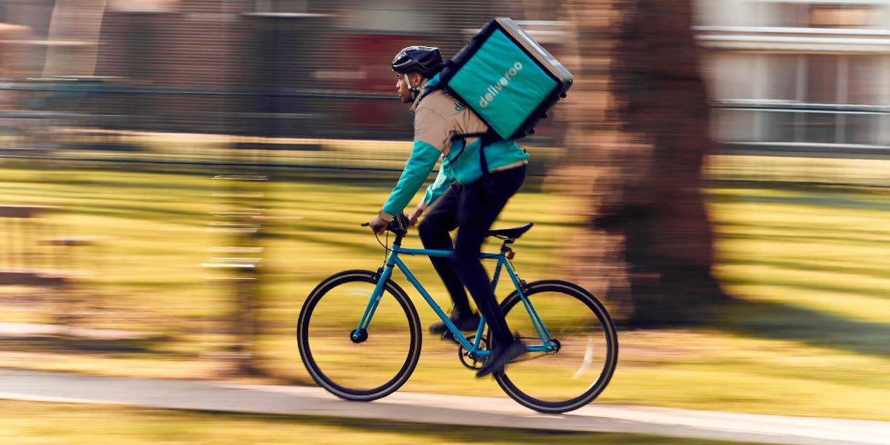 "L'introduction en Bourse de Deliveroo bute sur le facteur ""social"" de l'ESG"